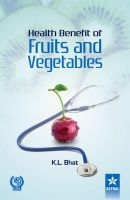Health Benefit  of Fruits and Vegetables Cover Des by sanjaygfx