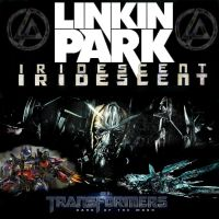 Linkin Park Iridescent Artwork by RahulBhatia94