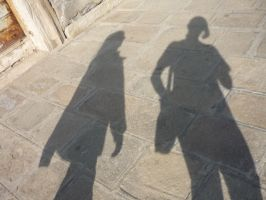 Shadows On The Street by KiraraLover