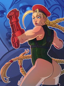 Cammy SimpleCel by FooRay