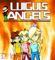 Luigis Angels by DFKJR
