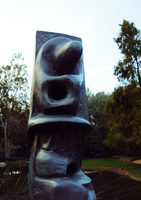Abstract Statue 2 by Humble-Novice