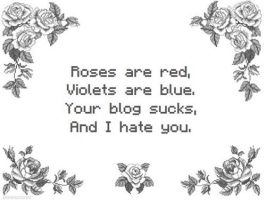 roses are red by GodsGirl33