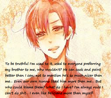 Romano confession by EverlastingxNight