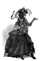 Grayscale Concepts 1.3 by Cycrone