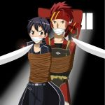 .: Commission : SAO Kirito and Klein Kidnapped :. by Sincity2100