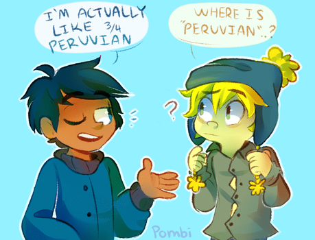 SP: Peruvian by ivymaid