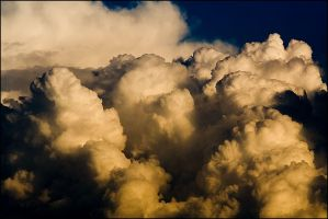 Clouds by sareph