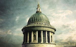 St. Paul Dome by Androgs