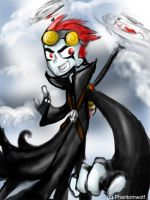 Jack Spicer by Phantom--Wolf