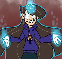Spooky mabel by PepperPixel