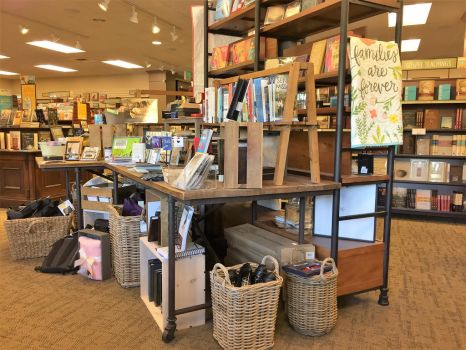 Deseret Book display by sharir