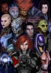 Mass Effect by yamadeus