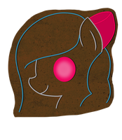 (Com/Gift) Gingerbread Cloud Tuft by Lazymunchlax