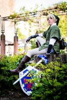Link 2 - Twilight princess by Dark-Uke