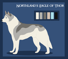 Northland's Eagle of Thor by DiggittyDawg