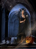 Trick or Treat by patriciabrennan