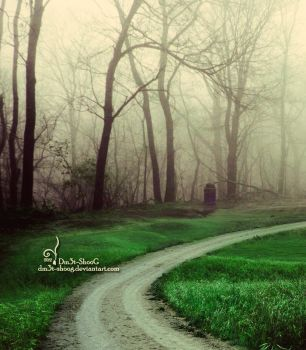 the Way by Dm3T-ShooG