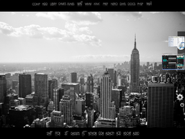 New York City Theme by wallybescotty