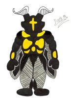 Super Zetton by Godzilla-2000