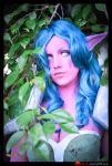 Night Elf VI by MoonFoxUltima