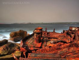 Dust and Rust by FireflyPhotosAust
