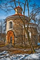 St. Martin Rotunda HDR by amrodel