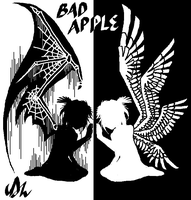 Bad Apple Inspired by FrostPuppy96