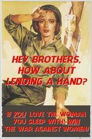 Hey Brothers, Lend A Hand! by poasterchild