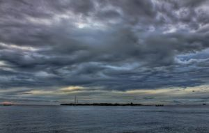Day 040 Project 366 - Cloudy skies r entrancing by Hanooali
