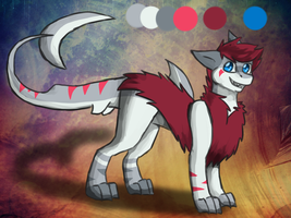 Fluffy Shark Auction CLOSED by Raptordopts