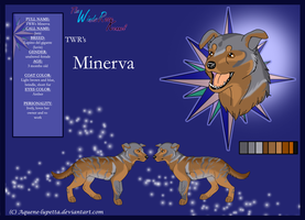 Minerva_Model-sheet by Aquene-lupetta