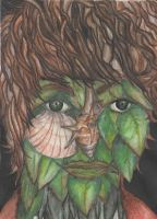 wonder how many trees ive killed to create my art by abtheartist