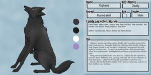 Orpheus Ref by DokuPRODUCTIONS