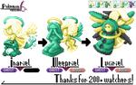 GBA Pkmn Hack: Pokemon 6 - Shy Seraphs and Statues by dragon-du-22