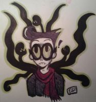 Nergal Junior by a-forgetful-artist