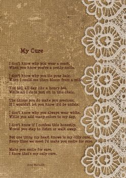 My Cure | Love Poem by AnujKorrupted
