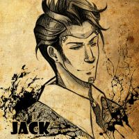 Handsome Jack by Shaidis