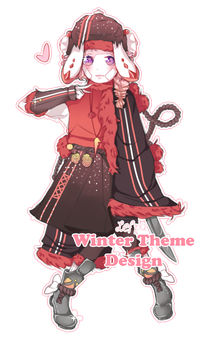 - Blade and Soul - Winter Theme Design by Lefpa