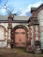 woodlawn cemetery by circusspider-stock