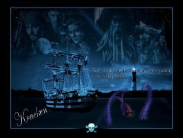Pirates Of The Caribbean by Jellydalek