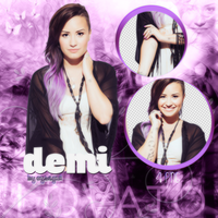 Demi Lovato Png Pack by NiklausAysegulSS
