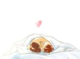In the jungle the mighty jungle the lovers sleep~ by MissSekai