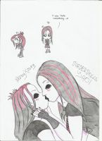 Mah First Murderdolls Yaoi Pic by Hippiesforever14
