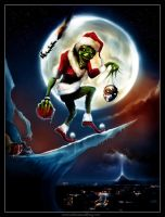 eddie the grinch by raimonso