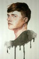 Dane DeHaan by porpan