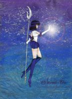 Sailor Saturn Light by hisui86