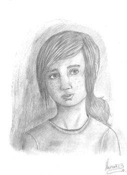 The Last of Us - Ellie by nana723mymt