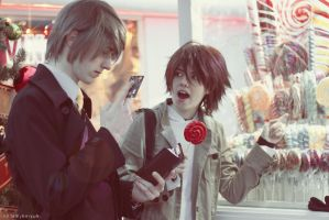 JUNJOU ROMANTICA 'Sweet...Sugar!' by Hirako-f-w