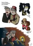 More Gravity Falls by Piddies0709